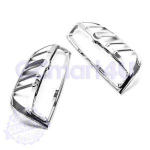 Fit 2005 2010 2011 2012 2013 2014 2015 Nissan Frontier Chrome Tail Light Cover