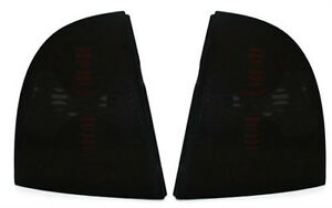 Black Smoked Color Finish Tail Rear Lights For Vw Passat 3bg Limo 11 00 2 05