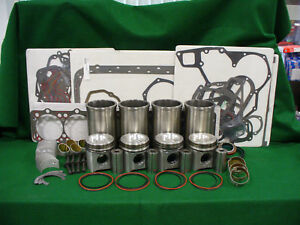Rp944358 International Dt239 3 9l Turbo Inframe Engine Rebuild Kit 125e Td 8e