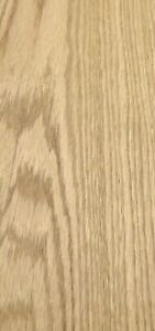 Red Oak Wood Veneer Edgebanding 6 X 120 With No Adhesive 1 40 Thickness
