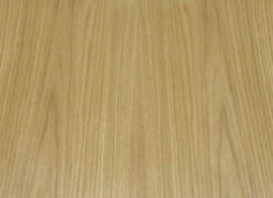 Red Oak Wood Veneer Sheet 48 X 144 With Paper Backer 1 40th Thick a Grade
