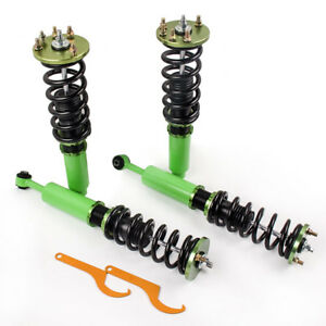 New Coilover Kits For Honda Accord 1998 2002 99 03 Acura Tl 01 03 Cl Shock Strut