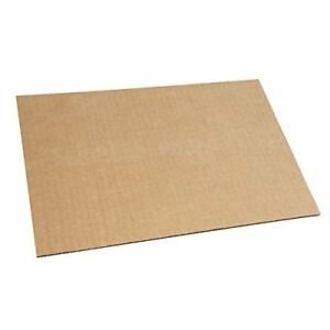 400 Lp Corrugated Insert Pads Only By Theboxery