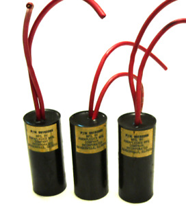New Lot Of 3 Paraplegics 99192089 Capacitor