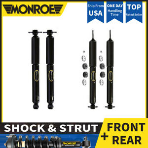 O Monroe 4x Front Reart Shocks And Struts For 1994 2001 Jeep Cherokee