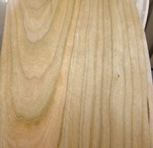 Cherry Wood Veneer Edgebanding 3 1 4 X 120 No Adhesive On Fleece Back 3 25