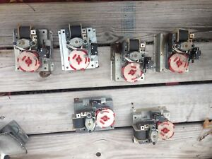 Pop Machine Soda Machine Vending Machine Vendo Parts Gear Motor Push Buttons Lot