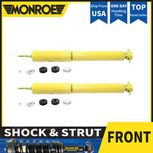 C Monroe 2 Front Shock Absorber For 1994 2001 Jeep Cherokee