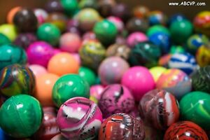 Bouncy Balls 27 Mm Premium 250 Count