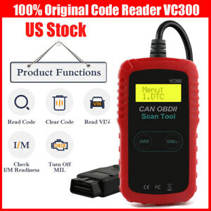 Launch Cr619 Airbag Abs Diagnostic Tool Full Obdii Function Code Reader Scanner