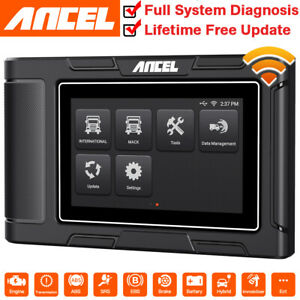 Thinkdriver Obd2 All System Check Engine Diagnostic Tool Auto Vin Code Reader