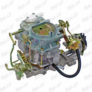 159 New Carburetor Bbd Carter Type Amc Jeep Wagoneer Cj5 Cj7 2 Barrel 258 4 2l