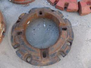 102 Lb Tractor Wheel Weight For John Deere Kubota Mahindra Agco