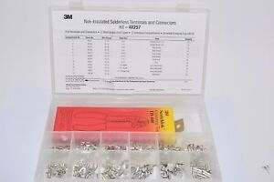 3m G 100 Wire Terminal Kit Solderless Terminals Crimper