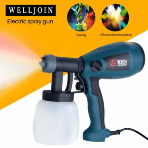 New Electric Paint Sprayer Electrically Operated Paint Spray Tool