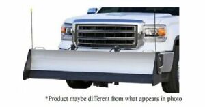 Access Snow Sport Hd Utility 84 Plow With Mount For 07 13 Chevy gmc 1500