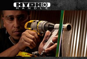 Hydro handle Basic Water Feed Cordless Drill Accessory Kit tile stone diamond