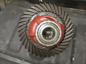 1959 Allis Chalmers D 14 Tractor Differential Ring Gear Assembly Ac D14