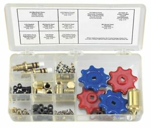 Robinair 18576 Replacement Parts Kit For R 134a Manifold Gauges And Hoses
