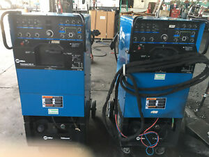 Miller Tig Welder Syncrowave 350lx Cc Ac dc Square Wave Power Source