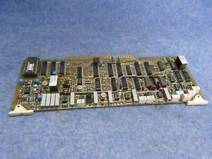 Wiltron 6640a Programmable Sweep Generator 26 5 To 40ghz Board 660 d 8005