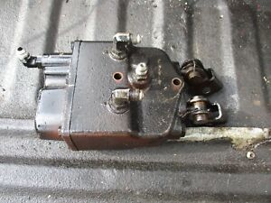 1981 Allis Chalmers 7010 Diesel Farm Tractor Brake Valve Free Ship 39011 470