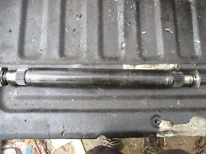1981 Allis Chalmers 7010 Diesel Farm Tractor Torsion Load Shaft Free Shipping