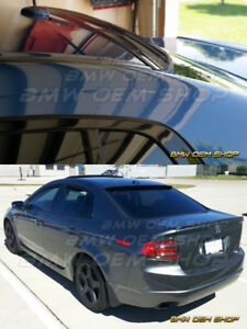 Aggressive Design 04 08 All Color For Acura Tl 3rd K Style Roof Spoiler