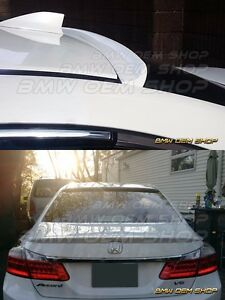 2013 2017 All Color Painted For Honda Accord 9 Sedan K style Roof Spoiler