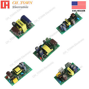 Buck Step down Converter Ac dc 3 3 5v 9v 12v 15v 24v 36v Adjustable Power Module