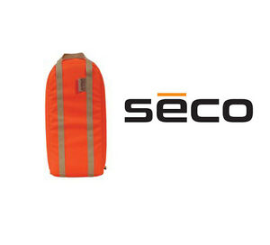Seco 8130 00 org Tall Triple Prism Bag For Topcon Sokkia Leica Nikon