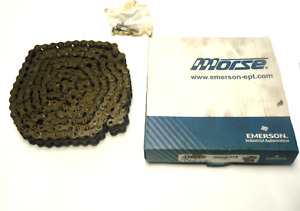 New In Box Morse 127721 50 2r 10ft Chain