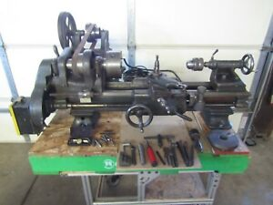 9 South Bend Bench Top Lathe 36 Bed 110v Variable Speed Motor W tooling