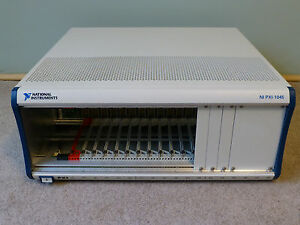 National Instruments Ni Pxi 1045 Chassis 18 slot 3u Pxi Mainframe
