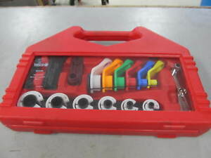 New Matco Tools Mds399 Master Disconnect Set For Air Conditioning
