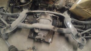 1999 Mercedes Sl500 Complete Rear End Differential Assembly Oem 2 65 1 Diff