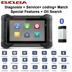 Launch X431 V Wifi Bluetooth Full System Tablet Scan Pad Obd2 Diagnostic Tool Us