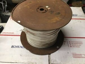 500 Ft 12 Awg High Temperature Temp Fixture Lead Wire 150c 600v Glass Braid Sewt