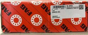 29415e1 Fag Spherical Thrust Roller Bearing Size 75mm X 160mm X 51mm