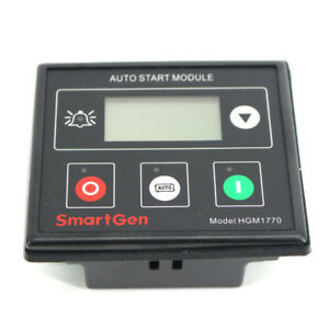 Hgm1770 Generator Controller Auto Start Module For Automatic Control System