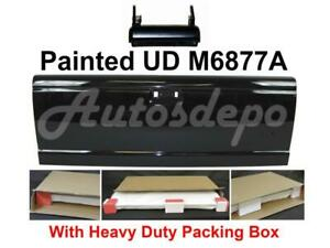 Painted Ebony Ud M6877a Tailgate With Handle For 1993 1997 Ford Ranger Styleside