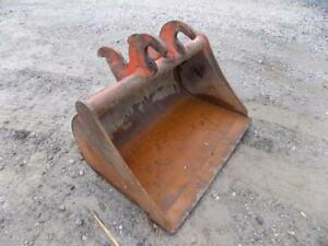 36 Grading Bucket For Kubota Mini Excavators More Quick Coupler S 113417