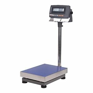 Digital Scale Postal Weigh Bench Platform Industrial Warehouse Shipping Animal