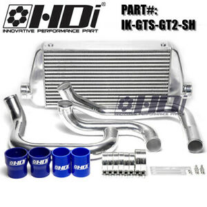 Hdi Intercooler With Pipe Piping Kit For Skyline R32 R33 R34 Gtst Rb20 Rb25det