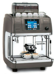 As Is Lacimbali Super Automatic Espresso Machine For Restaurants business used