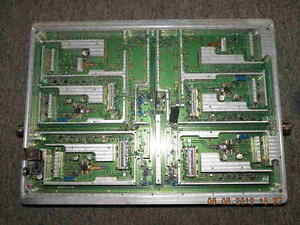 Cellcomm Csl pcb 27 Pcb With Components For Modem