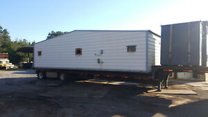 Portable Office Building Construction Used 12 X 36 Little House