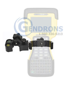 Trimble Tsc2 ranger 300 500 Data Collector Bracket surveying tds clamp seco