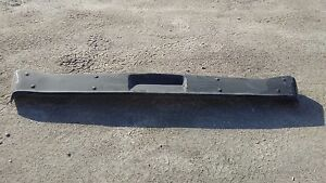 1966 1967 Dodge Charger 1966 Dodge Coronet Showcars Front Bumper