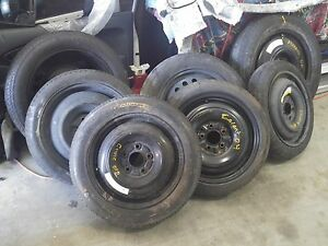 Spare Tire 5 Spoke Big Small Meduim Toyota Honda Nissan Any Car Vw Mazda Mercede